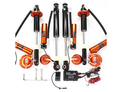 front and real off road 4x4 racing shock absorbers