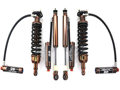 High quality nitrogen filled car shock absorber for Japanese SUV LC90