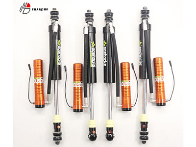 High quality nitrogen filled car shock absorber for Japanese car SUV LC80
